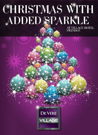 Christmas Parties at The De Vere Village Hotel
