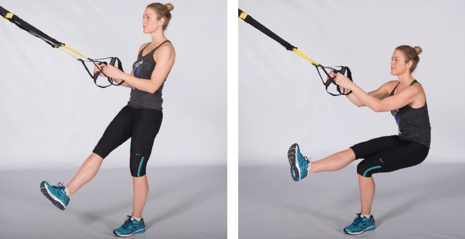 Top 5 TRX Cycling Exercises