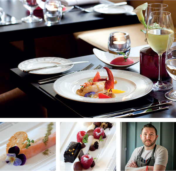 2 For 1 Set Lunch at The Gainsborough Bath Spa