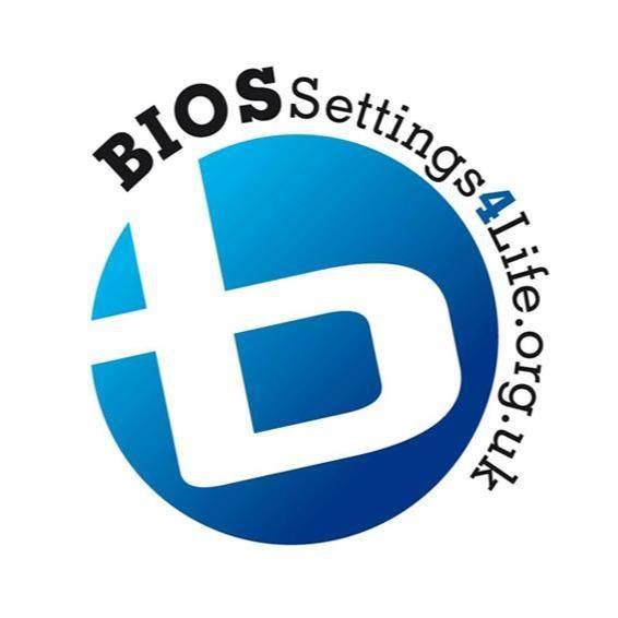 BIOS - Settings for Life