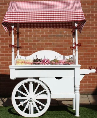 Fizzy Wizzy Sweet Cart