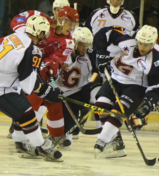 Snapped: Swindon Wildcats 3-4 Guildford Flames