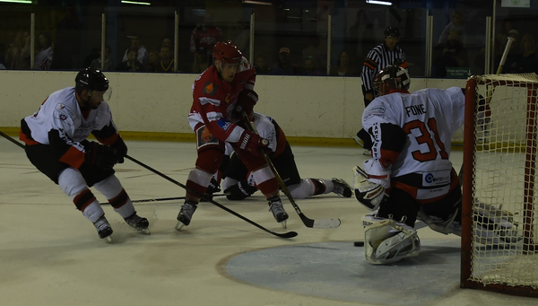Snapped: Swindon Wildcats 5-2 Manchester Phoenix