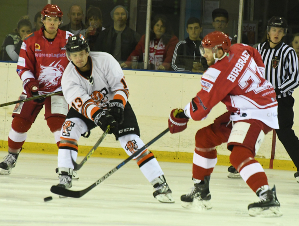 Snapped: Swindon Wildcats 2-1 Telford Tigers