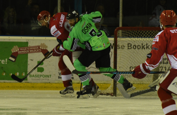 Snapped: Swindon Wildcats 6-4 Hull Pirates