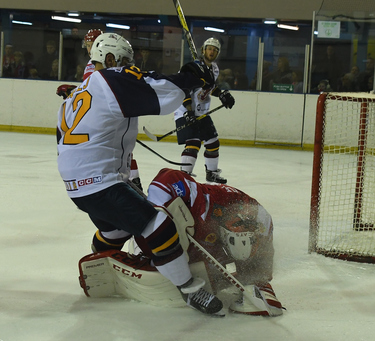 Snapped: Swindon Wildcats 7-6 Guildford Flames