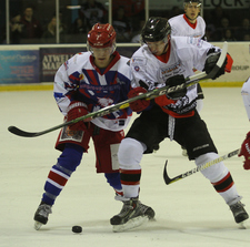 SNAPPED: Swindon Wildcats 3-2 Manchester Phoenix