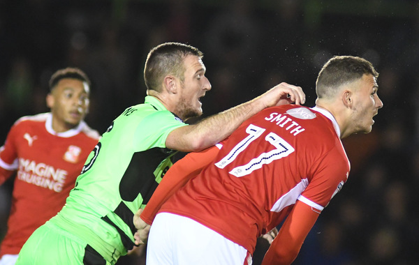 GALLERY: Forest Green 0-2 Swindon Town