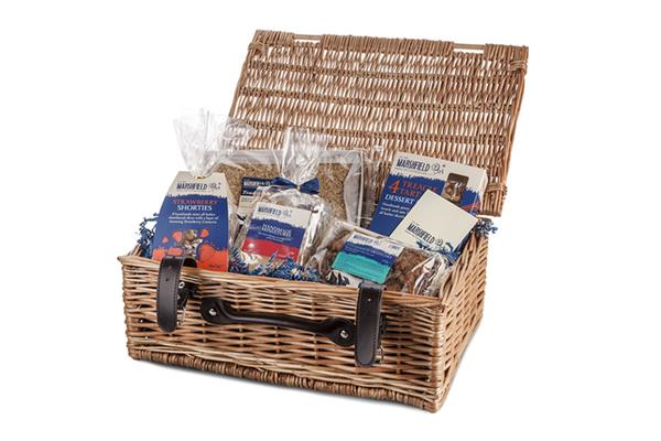 Win a Marshfield Bakery Hamper