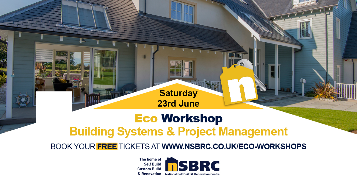 Eco Workshop: Building Systems & Project Management