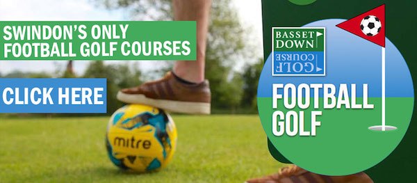 5 Perfect occasions to play Footgolf at Basset Down