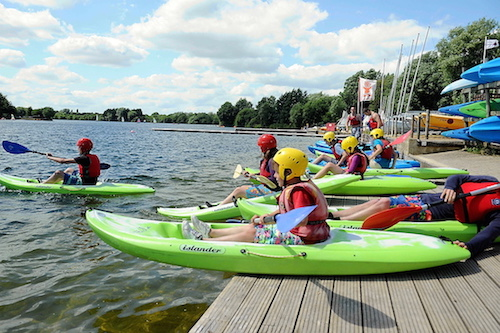 Exciting Watersport Activities To Try Near Swindon
