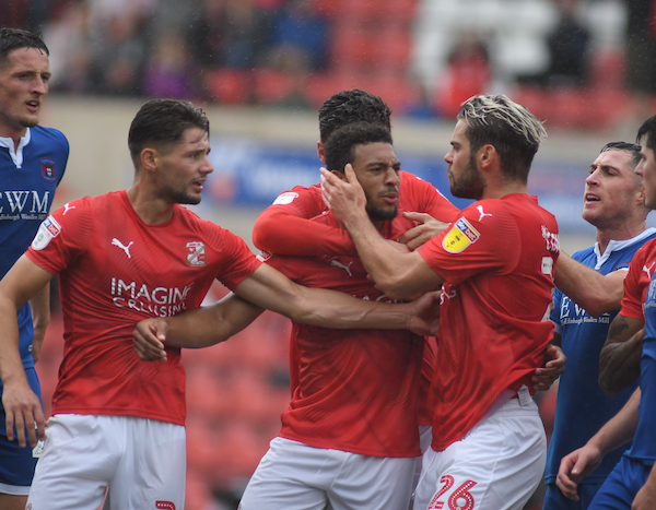 PLAYER RATINGS: Swindon Town (3) v (2) Carlisle United