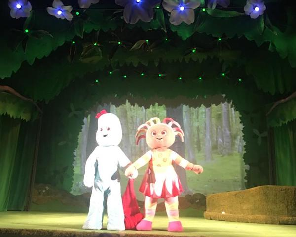 Wyvern Review: In The Night Garden