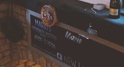 Explore Marios Italian Swindon