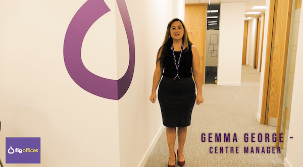 VIDEO: TGT Meets Gemma George | Fig Offices Swindon