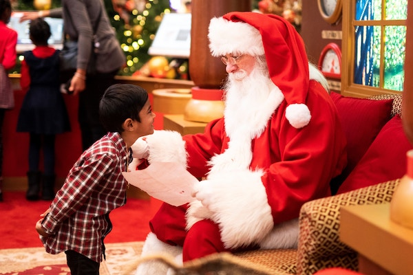 Santa's Grottos in Swindon | Where to meet Santa in Swindon