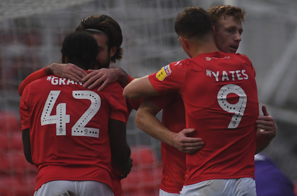 MATCH REPORT: Swindon Town (1) v (0) Mansfield Town