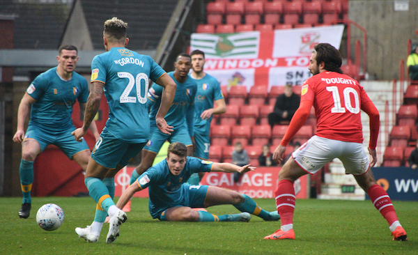 5 THINGS WE LEARNT: Swindon Town v Mansfield