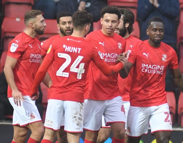 PLAYER RATINGS: Swindon Town (3) v (0) Port Vale