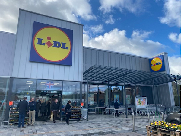 New Lidl Orbital Store Is Now Officially OPEN
