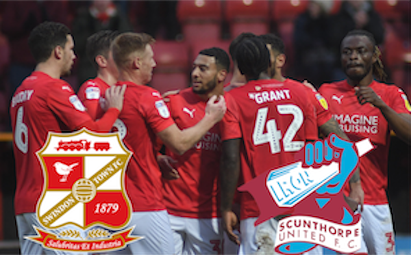 MATCHDAY LIVE: Swindon Town v Scunthorpe United