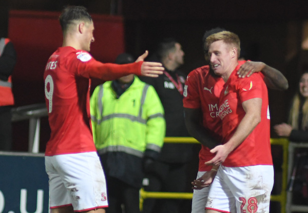 MATCHDAY LIVE: Swindon Town v Forest Green Rovers