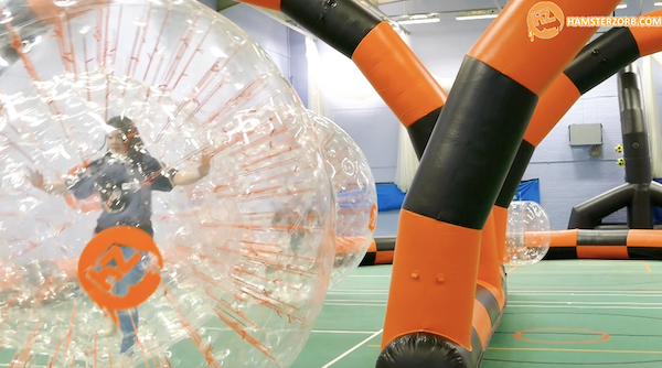 HAMSTERZORB: Have you ever tried Zorbing?