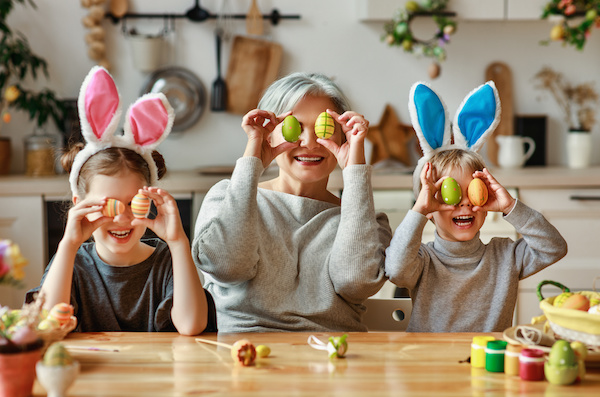 Fun Easter activities to try during Coronavirus