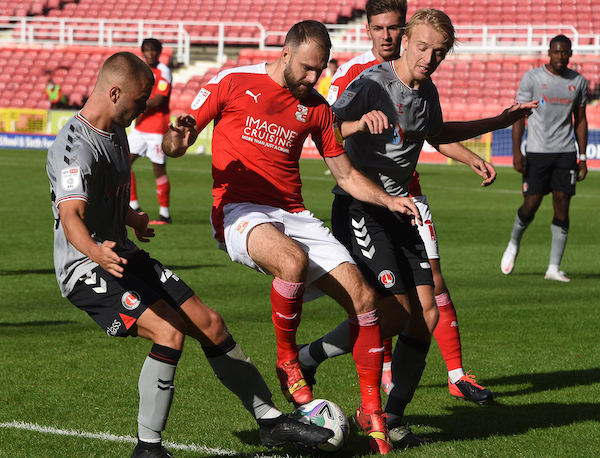 Pitman ready to fill goals void at STFC