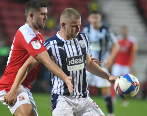 PLAYER RATINGS: Swindon Town (2) v (3) West Brom U21s