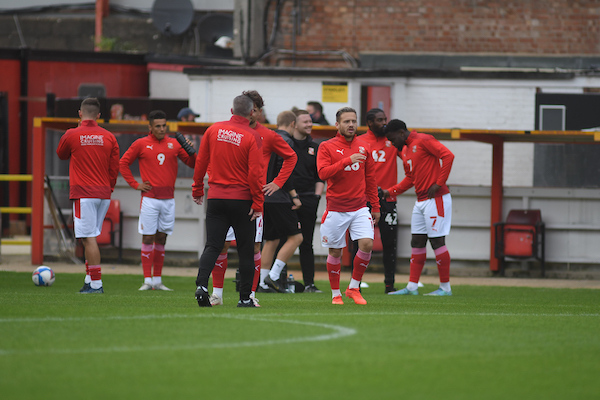 MATCHDAY LIVE: Swindon Town v Rochdale