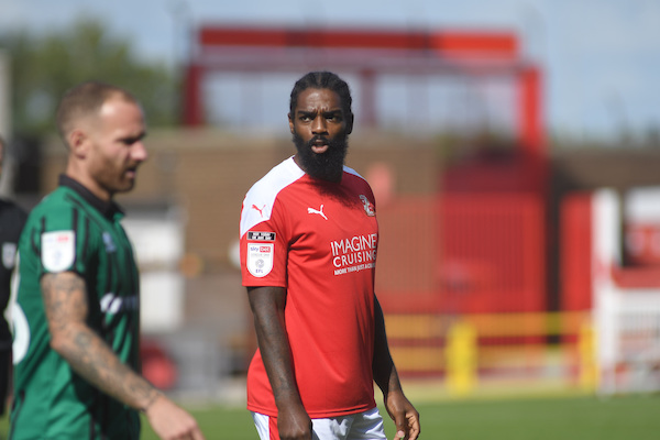 PLAYER RATINGS: Swindon Town (3) v (1) Rochdale