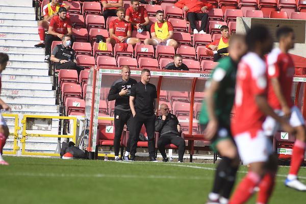 Wellens delighted as Swindon execute perfect game-plan against Rochdale