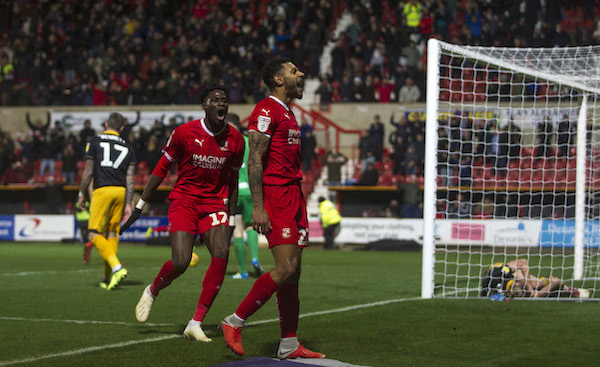 Kaiyne Woolery Exclusive: Why I left Swindon Town