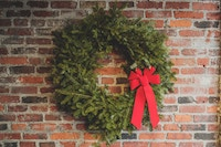 Christmas Wreath Workshop - Lower Moor Farm / Oaksey
