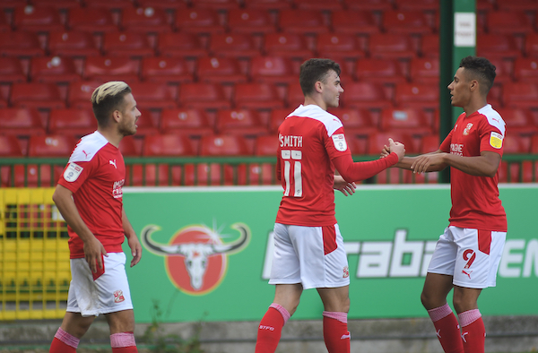 PRESS CONFERENCE LIVE: Swindon Town V Charlton Athletic