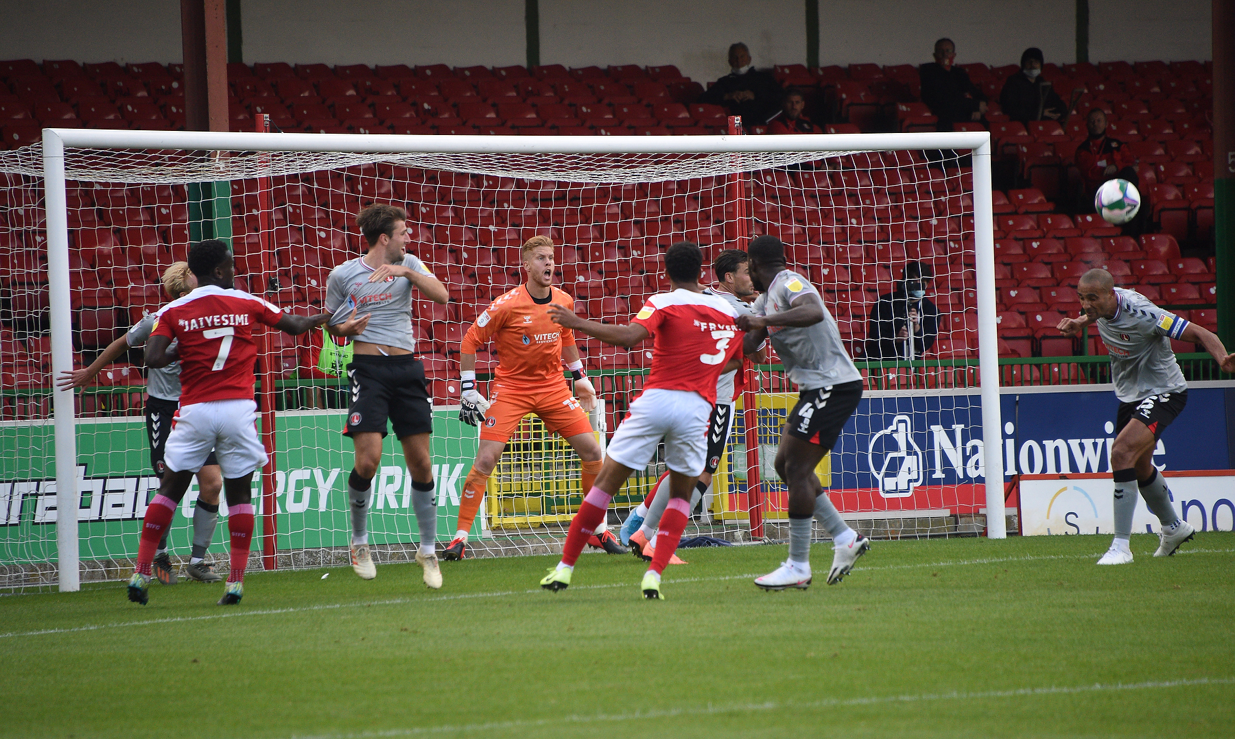 MATCH REPORT: Swindon Town 2-2 Charlton Athletic