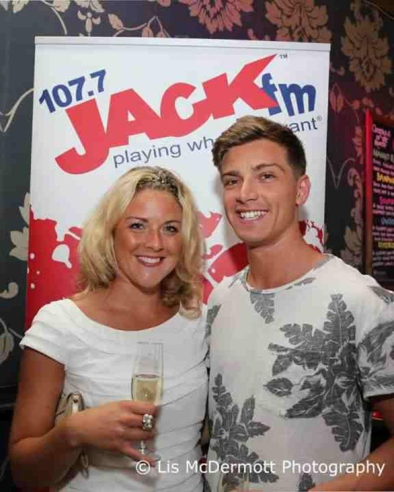 We've started a partnership with Jack FM