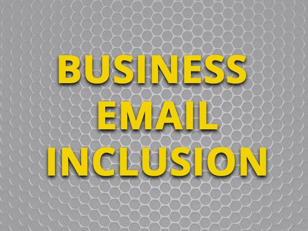 Inclusion in Total Guide to Swindon Business Email Newsletter