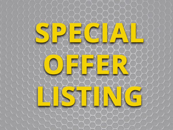 Special Offer Listings