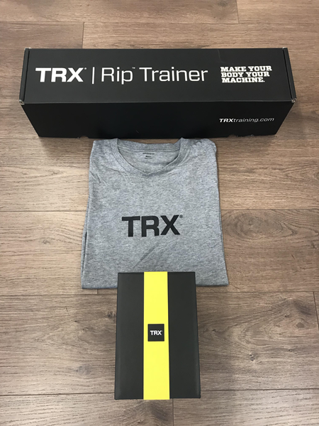Win a TRX Training Bundle