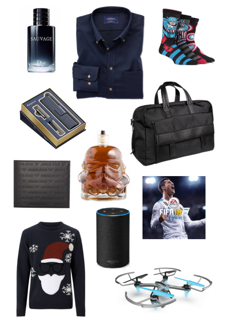 From The Newest Gadgets To Novelty Gags Find All Manner Of Wonderful Christmas Gift Ideas For Him Below Whether You Re Ping Your Partner Son