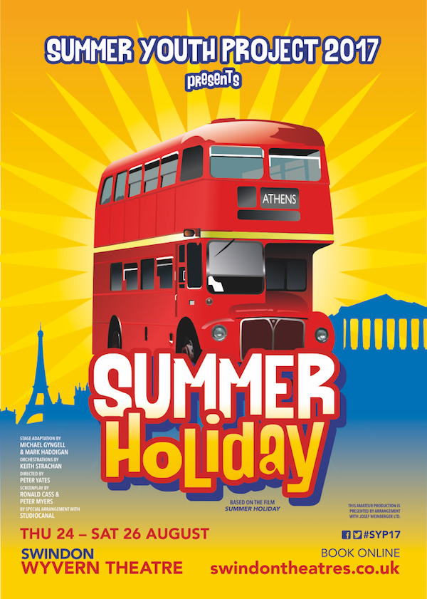 Review: Summer Youth Project Presents: Summer Holiday
