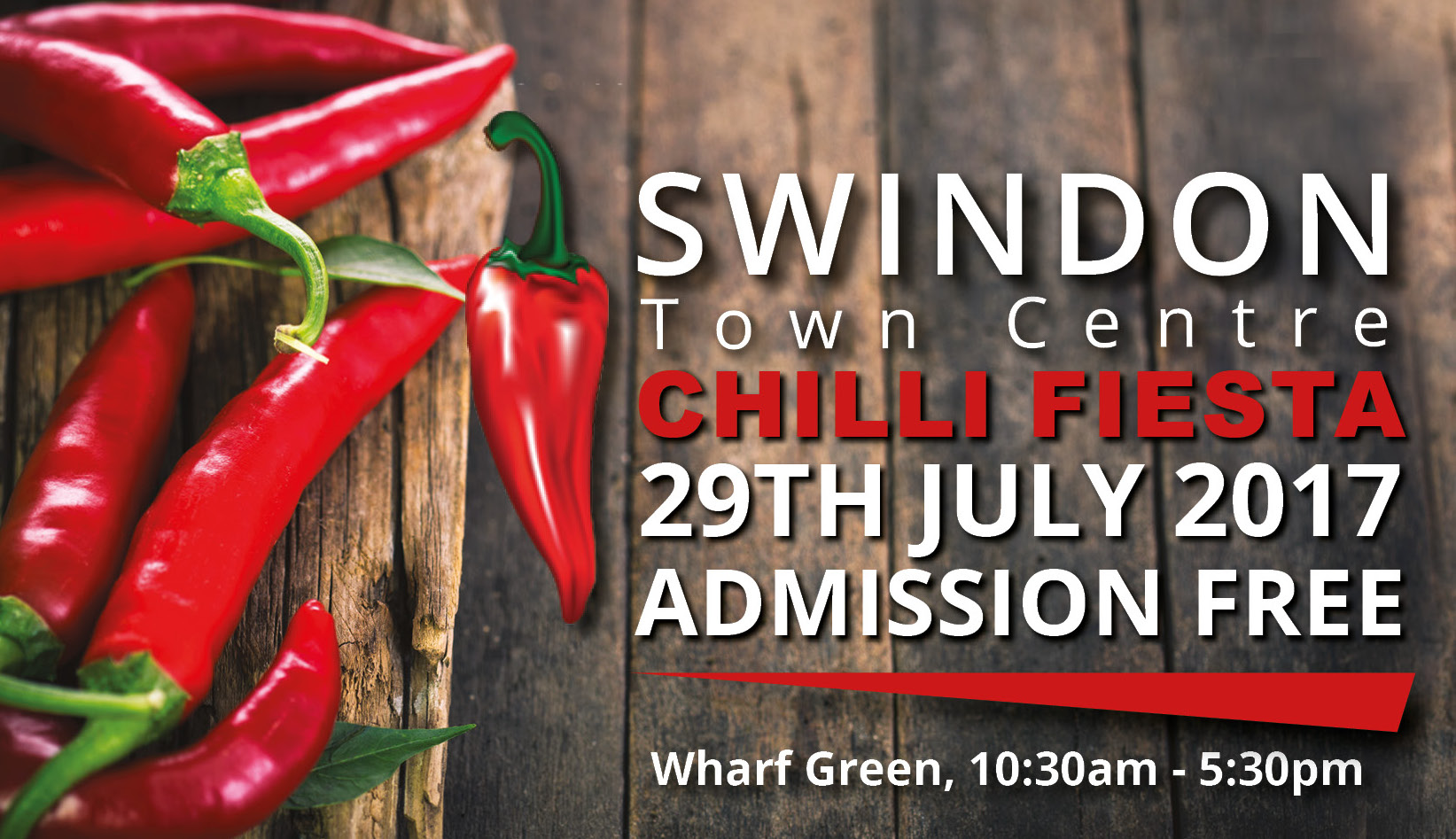 Chilli Fiesta Set to Spice Things Up in the Town Centre