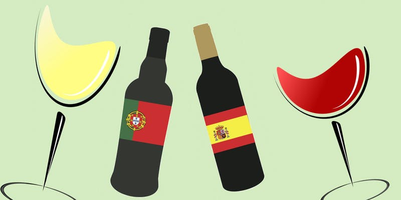 Spanish and Portuguese Wine Tasting