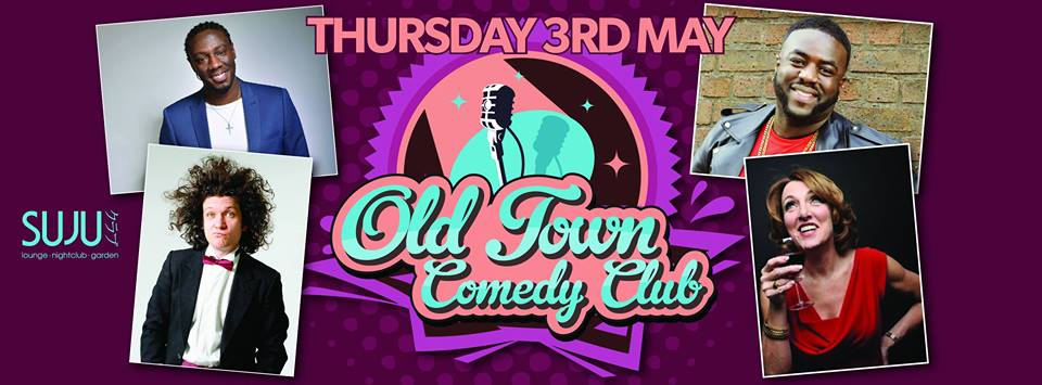 Old Town Comedy Club w/ Nathan Caton