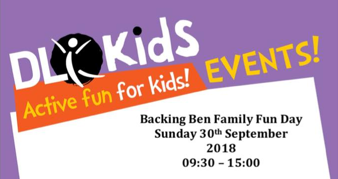Backing Ben Family Fun Day