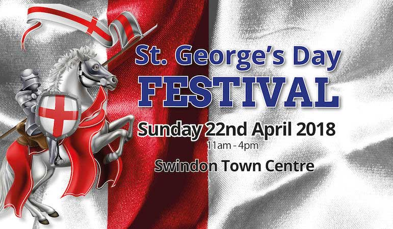 St. George's Day Festival Swindon 2018