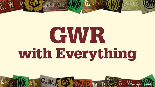 GWR With Everything Exhibition
